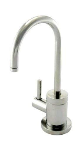 Newport Brass 106H East Linear Single Handle Hot Water Dispenser from the 940 Se, Satin Nickel