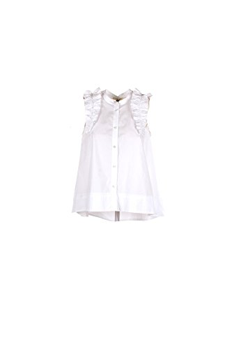 Camicia Donna Toy G 46 Bianco Certe Notti Primavera Estate 2017