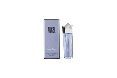 - Angel By Thierry Mugler For Women. Eau De Parfum Spray Refillable 3.4 oz (Packaging May Vary)