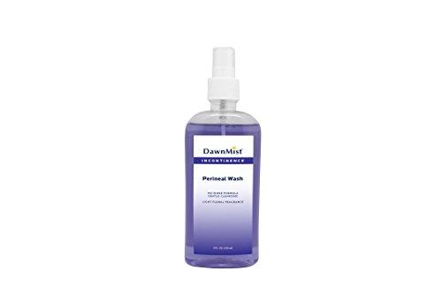 Dukal PW5194 Dawn Mist Perineal Wash, 8 oz., Spray Bottle (Pack of 36) (Wash Spray Bottle Perineal)