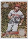 Chris Heisey (Baseball Card) 2011 Topps - [Base] - Cognac Diamond Anniversary #336