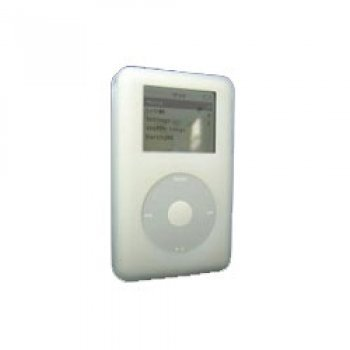 iCOVER- Skin Case For Ipod 20gb 'click Wheel' Version (white)