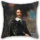 slimmingpiggy-oil-painting-karel-van-mander-iii-michiel-adriaanszoon-reuter-1607-76-pillowcover-16-x