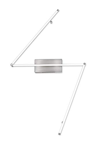 "Nova of California 3111470SN PD1503 Fixtures, 2.12"" L x 72 .56"" W x 3 .62""H, Satin Nickel"