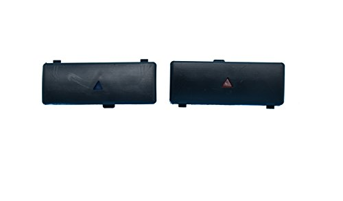 (Danci Parts Compatible replacement BMW E53 E39 M5 X5 Replacement Climate A/C Control Panel Temperature Buttons)