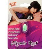 12 Packs Miracle Leaf Super 1800 The Ultimate Male Enhancement 72 Hours by United States