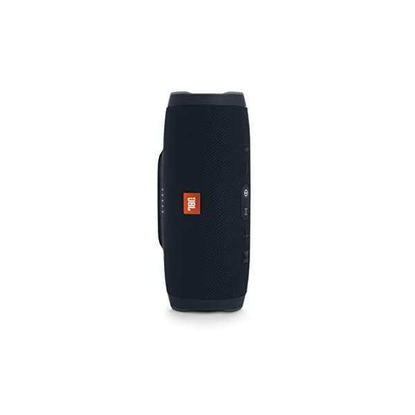 JBL Charge 3 Stealth Edition - Enceinte Bluetooth Portable avec USB Autonomie 20 Hrs - Noir 2