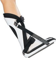 Plantar Fasciitis Night Splint,Large,Right Or Left by DJ Orthopedics
