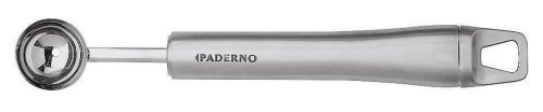 Paderno World Cuisine Melon Baller, Stainless Steel Blade and Handle