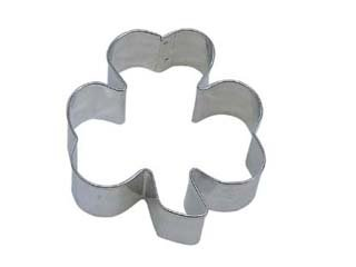 R&M SHAMROCK 5.5inch Metal Cookie Cutter - SET OF 20
