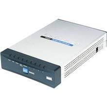 Cisco RV042 4-port Fast Ethernet VPN Router-Dual WAN - 4 x 10/100Base-TX LAN, 1 x 10/100Base-TX WAN