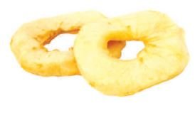 Apple Rings Sliced White - 5 Lbs by Dylmine Health