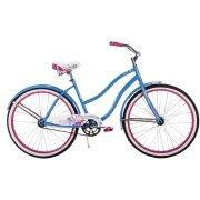 2634; Huffy Women39;s Cranbrook Cruiser Bike, Ocean Blue