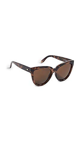 Le Specs Women's Liar Liar Sunglasses, Volcanic Tort/Brown Mono, One ()