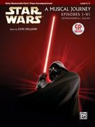 Williams, John - Star Wars, for Viola and Piano Book and CD Published by Alfred Music