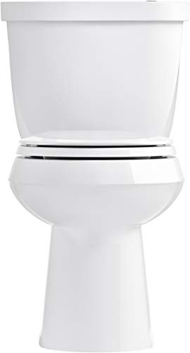 Fabulous Kohler Cachet Quiet Close Round Toilet Seat Gmtry Best Dining Table And Chair Ideas Images Gmtryco