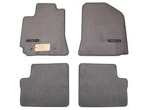 TOYOTA Genuine PT206-02041-11 Carpet Floor Mat
