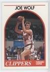 Joe Wolf (Basketball Card) 1989-90 NBA Hoops - [Base] #173