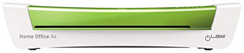 Leitz Plastificadora iLam A4, Ideal para Oficinas en Casa, iLam, Verde, 73680054