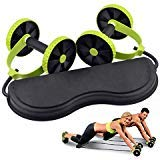 Wyvern No Gym Full Body Workout Exerciser Revoflex Slimflex Xtreme Fitness Exerciser Resistance Tube Rope Exercise ABS
