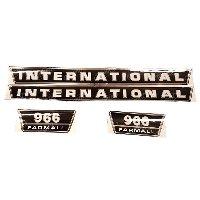1715-2071 Decal Set by Case / International Harvester