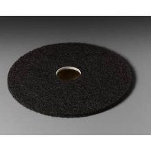 3M Niagara Black Stripping Floor Pad, 20 inch -- 5 per case.