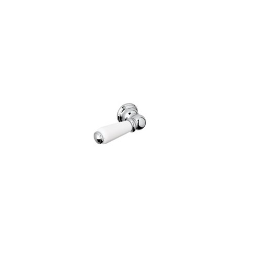 Rohl U.6796APC Perrin & Rowe Cistern Lever Only - includes Both Porcelain and Metal Lever Inserts, Polished Chrome by Rohl