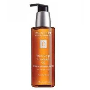 Eminence Organic Skincare Stone Crop Cleansing Oil, 5 Ounce