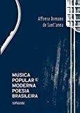 capa de Música Popular e Moderna Poesia Brasileira