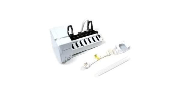 Amazon com: Refrigerator Ice Maker Assembly Kit WR30X10093