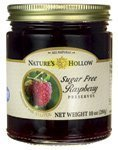 Nature's Hollow Sugar Free Raspberry Preserves by Nature's Hollow (Raspberry Sugar Free Preserves)