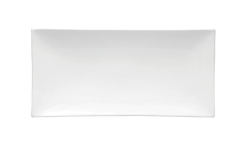 Oneida Foodservice F8010000873 Bright White Sushi Platter 13 In (Set of 12)