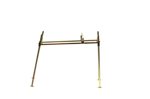 Used Gold Prospecting Equipment - Stansport Folding Sluice Stand, 24x19-Inch