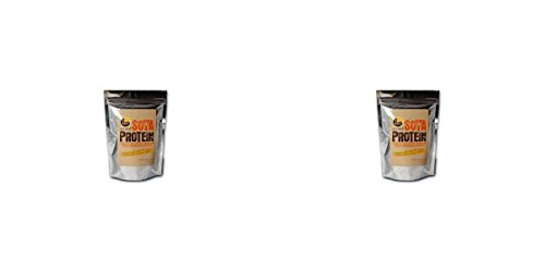 (2 PACK) - Pulsin Soya Protein Isolate - 100% Natural| 250 g |2 PACK - SUPER SAVER - SAVE MONEY by Pulsin Ltd