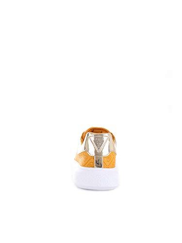 Piattaforma Sneaker Arancio Per Rosa Bucky Pink Donna Di Guess qFIwO1n