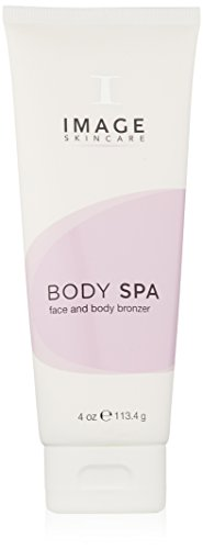 IMAGE Skincare Body Spa Face and Body Bronzing Crème, 4 oz. (Image Body Wide)