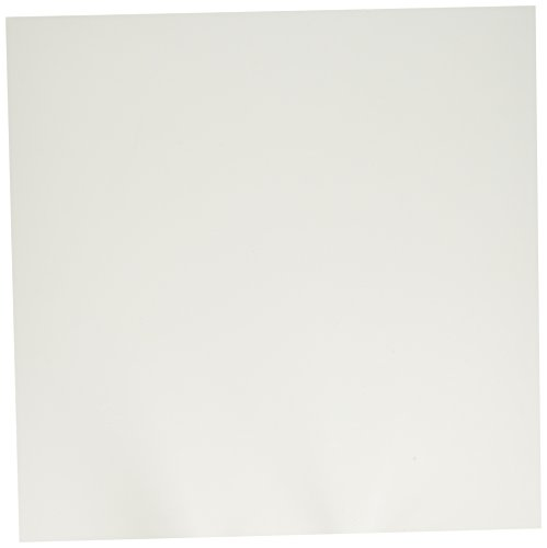 Celtec Ultra White Sheet, Smooth Gloss Finish, 2mm Thick, 12