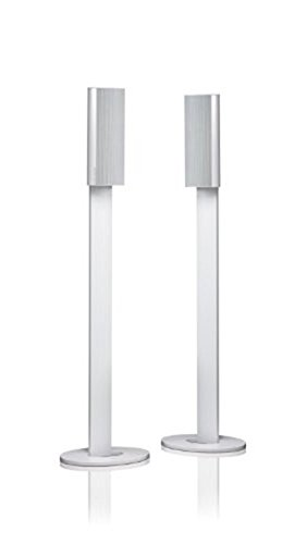 Harman/Kardon Set of Two Aluminium Floor Stands with Cable Managment System...