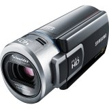 CLOSEOUT Samsung HMX-QF20 Flash Memory HD Digital Video Camcorder (Black)- OPEN BOX LIKE NEW