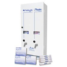 Sanitary Napkin Dual Dispenser