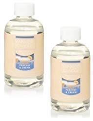 Yankee Candle Reed Diffuser Refills Peaches & Cream 2-Pack
