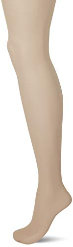 (Wolford Luxe 9 Denier Shape and Control Top Pantyhose, L, Cosmetic)