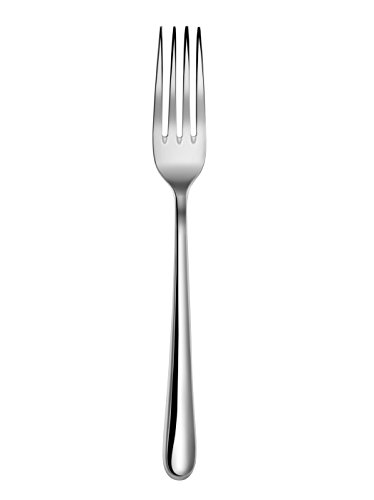 Artaste 56471 Rain II Forged 18/10 Stainless Steel Dinner Fork, 8.25-Inch, Set of 12 by Artaste