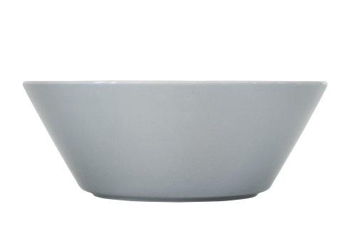 Iittala Teema 6-Inch Soup Bowl, Pearl Gray