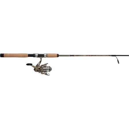"Shakespeare Ugly Stik Camo Combo, 6'6"" Medium Stick Rod, ..."