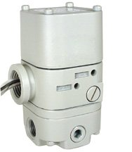Marsh Bellofram 961-099-000 Type 1000 Intrinsically Safe I/P Transducer, Factory Mutual, 4-20 mA Input, 3-15 PSI Range