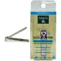 Nail Clipper with Clippping Catcher ( Multi-Pack) by Earth (Earth Therapeutics Nail Clipper)