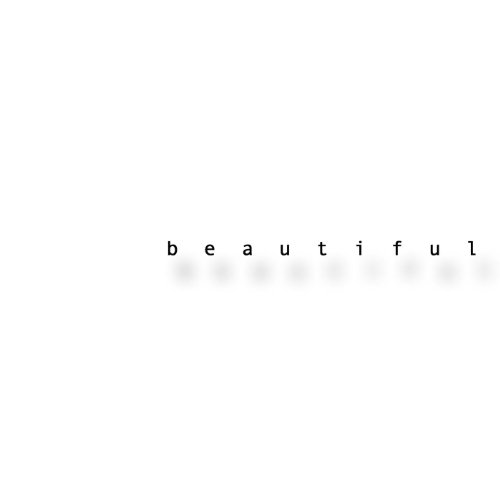 Beautiful (Deluxe Version)