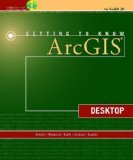 img - for Getting to Know ArcGIS Desktop 2nd Edition by Ormsby, Tim, Napoleon, Eileen J., Burke, Robert, Groessl, Ca [Paperback] book / textbook / text book