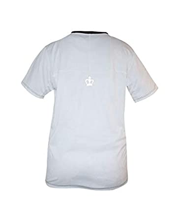 Black Crown Camiseta MAX Negro Blanco: Amazon.es: Deportes y aire ...